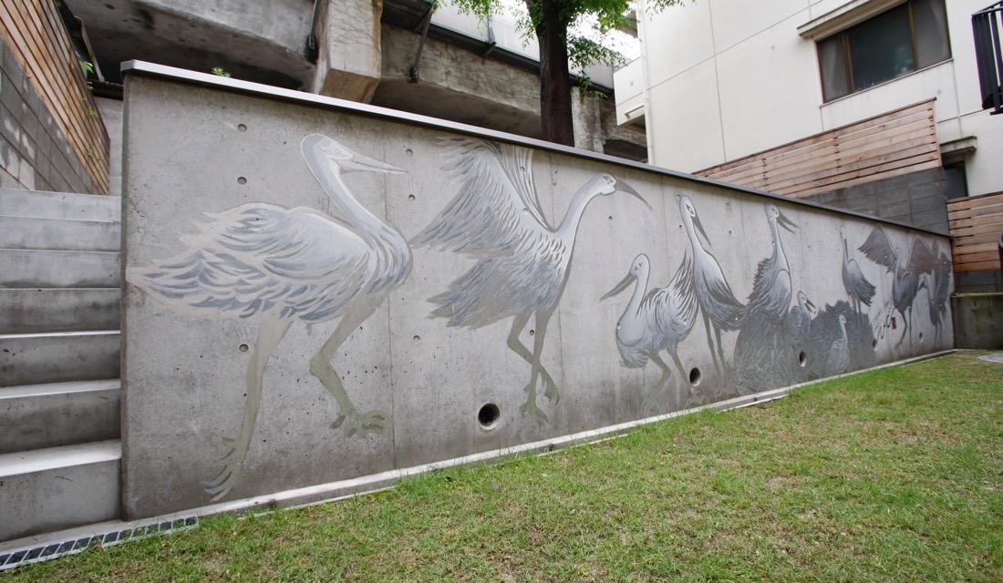 〈Storks family〉