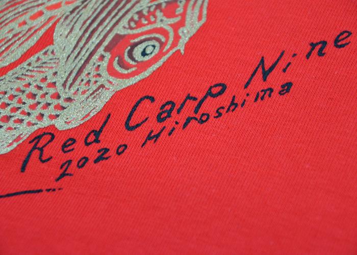 Go Forward Red Carp Tee