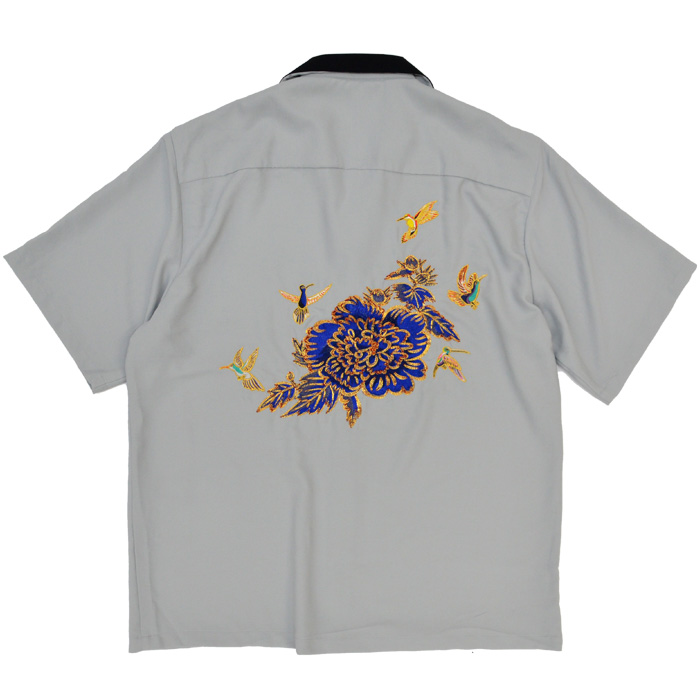 JAPANESE BOWLING SHIRT