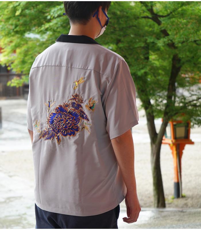 JAPANESE BOWLING SHIRT